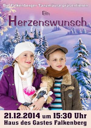 Plakat Herzenswunsch Web